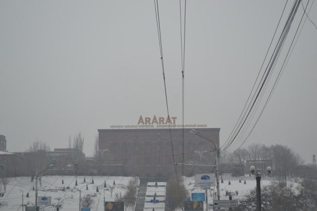 Fábrica de licores Ararat