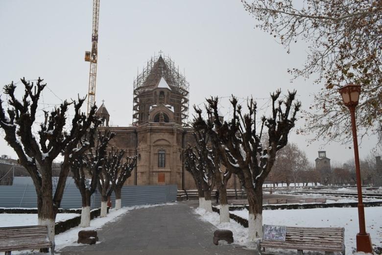 Complejo religioso de Etchmiadzin