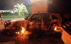 Ataque al Consulado de EEUU en Benghazi, Libia