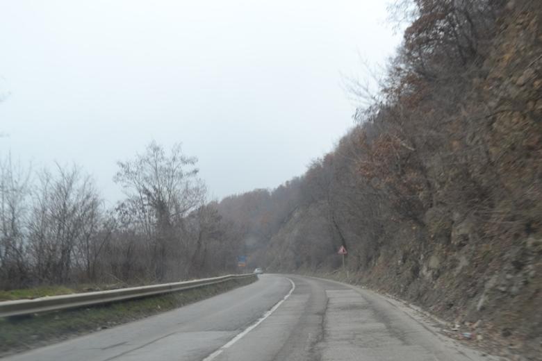 Las maravillosas carreteras de Kosovo