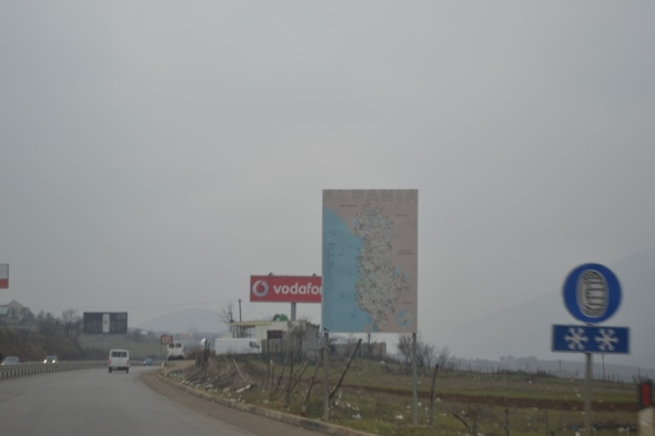 Bienvenidos a Albania