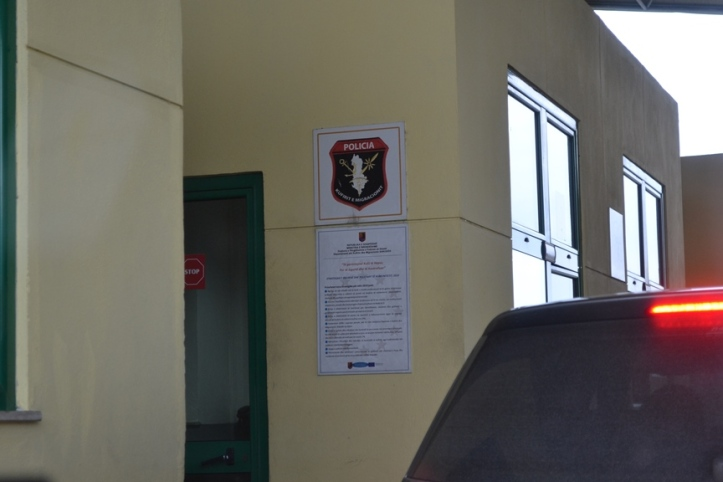 Frontera entre Albania y Montenegro