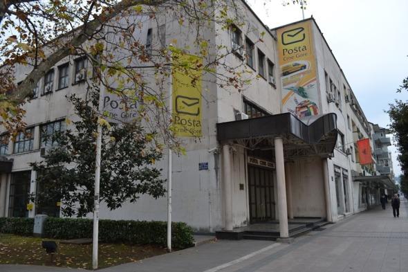 Oficina central de Correos