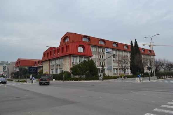 Universidad de Podgorica