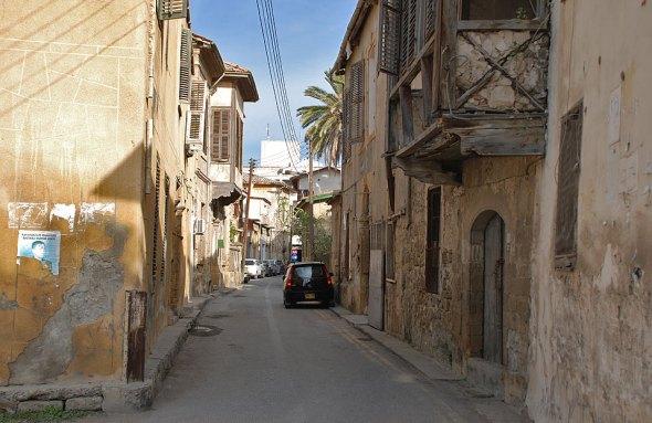 Calle de la Nicosia turcochipriota