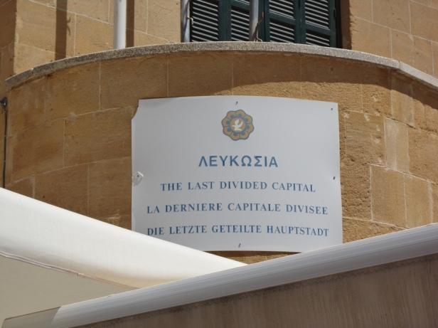 Nicosia, la última capital dividida (Fuente: Sherlock)