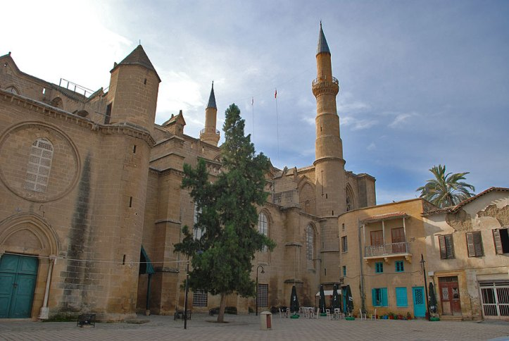 La mezquita de Selimiye