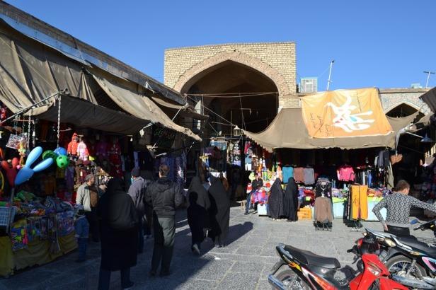 Gran Bazar de Isfahán