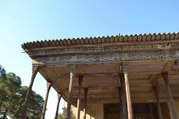 Palacio de Chehel Sotoun