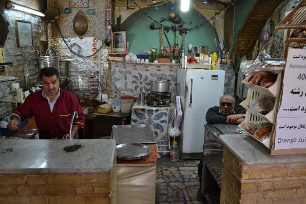 Y otra imagen de la cocina