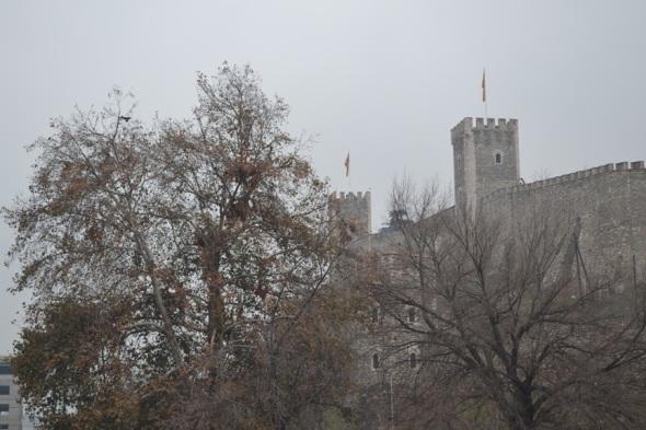 Fortaleza de Skopje