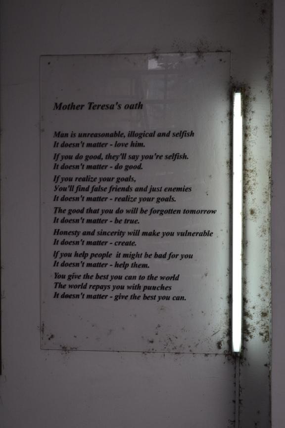 Casa donde nació la Madre Teresa en Skopje
