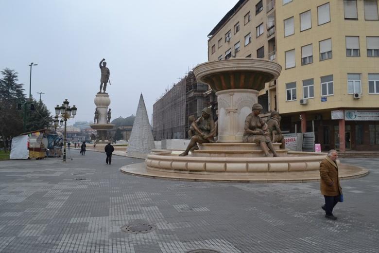 Monumento a la maternidad
