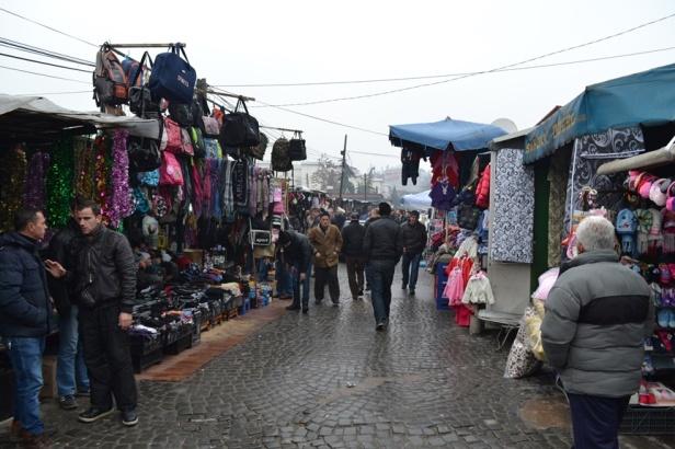 Gran Bazar de Skopje