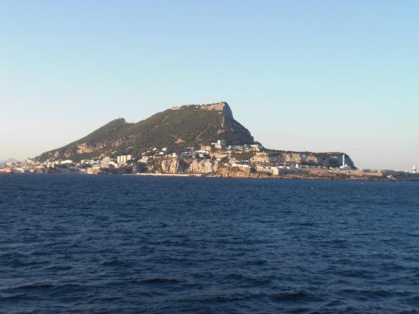 040 - Estrecho de Gibraltar 23-5-2014