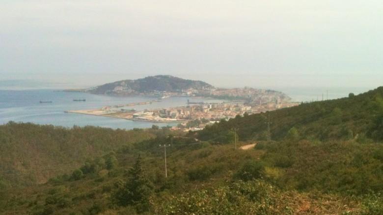Panorámica Ceuta