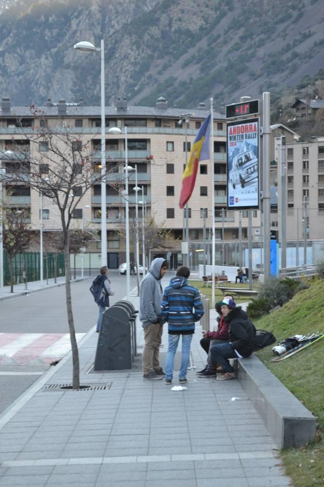 Bandera Andorra (3)