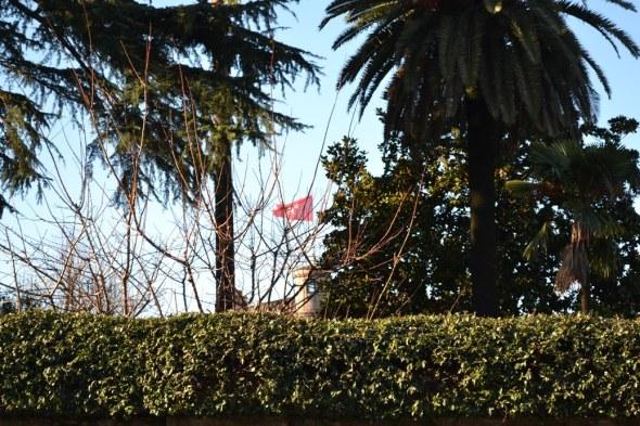 Palacio de Aventino - Roma, Italia / Aventino Palace - Rome, Italy / Por: Blog de Banderas