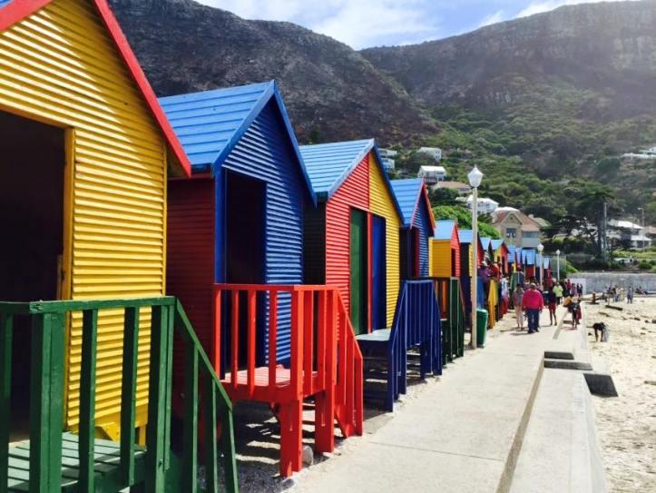 St James Beach - Ciudad del Cabo, Sudáfrica