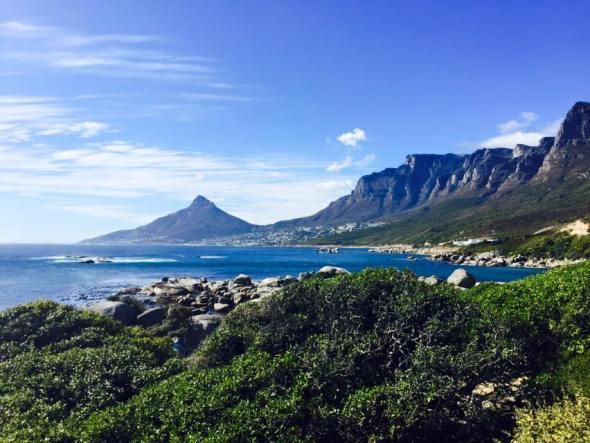 Oudekraal Beach - Ciudad del Cabo, Sudáfrica