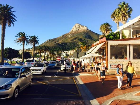 Camps Bay - Ciudad del Cabo, Sudáfrica