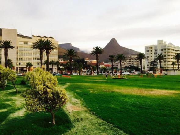 Sea Point - Ciudad del Cabo, Sudáfrica