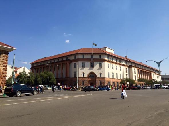 Harare, Zimbabwe / Por: Juan Antonio Torres