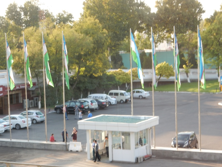 Aeropuerto Internacional de Tashkent, Uzbekistán / Tashkent International Airport - Tashkent, Uzbekistan / Cortesía: Daniel Vinuesa