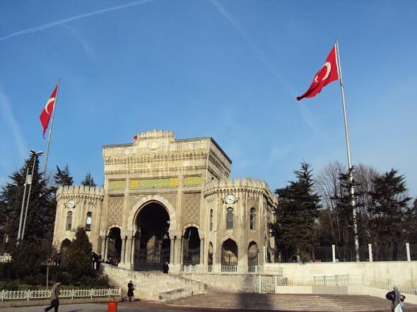 Universidad de Estambul, Turquía