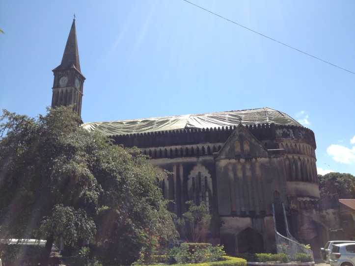 Catedral anglicana de Zanzíbar