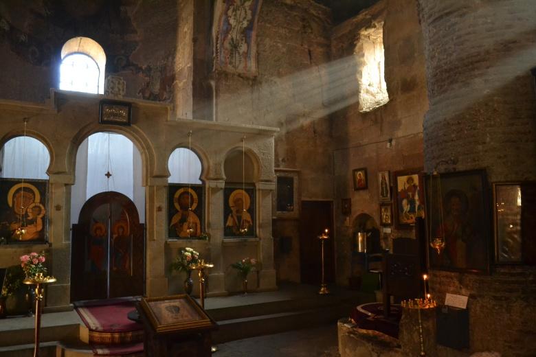 Iglesia Ortodoxa en Tbilisi