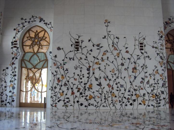 Gran Mezquita de Abu Dhabi, Emiratos Árabes Unidos