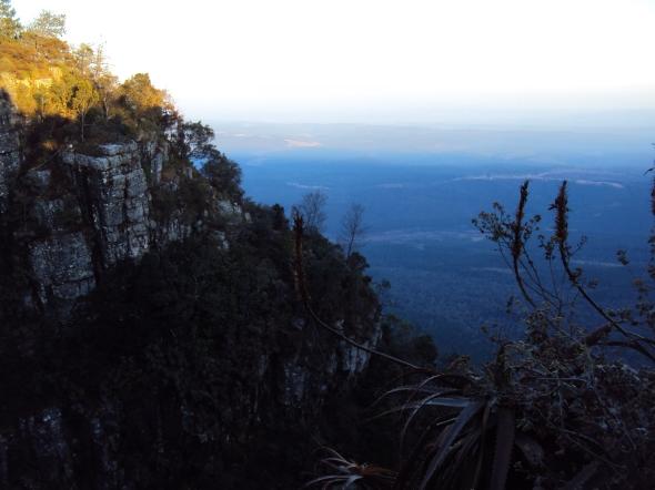God's Window en la Ruta Panorama, Sudáfrica