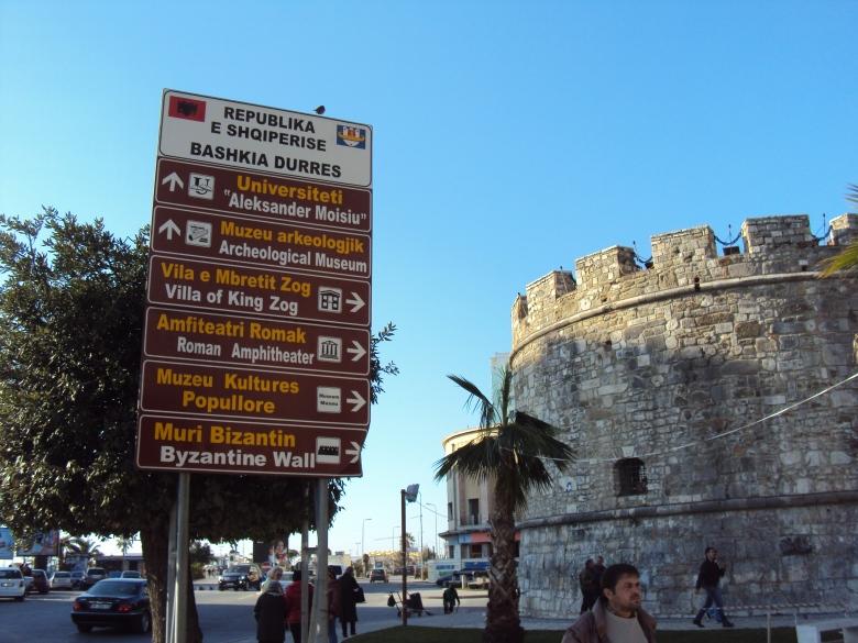Castillo Veneciano en Durrës