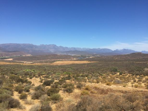 Provincia del Cabo Occidental, Sudáfrica
