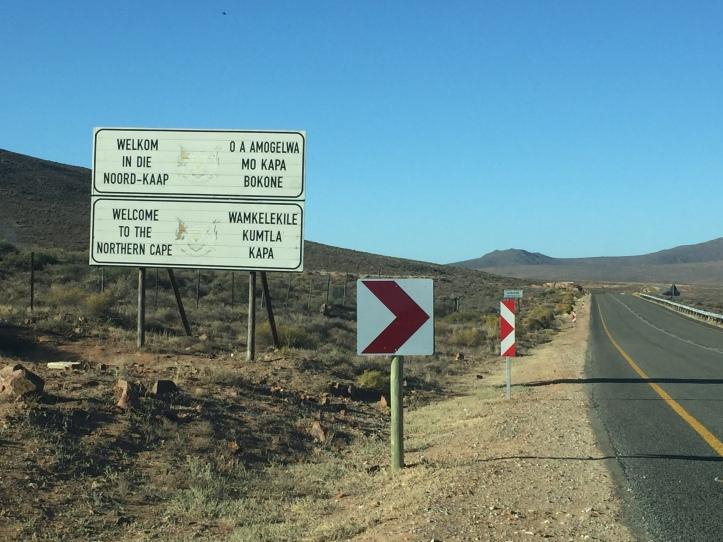 Provincia del Cabo Norte, Sudáfrica