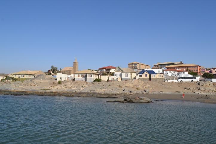 Zona costera de Lüderitz