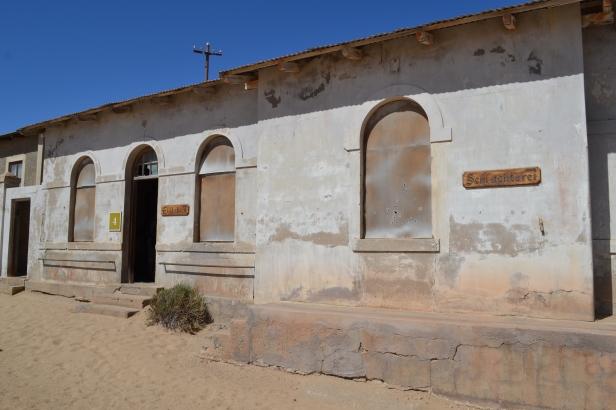 Pueblo fantasma de Kolmanskop