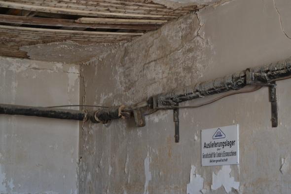 Antiguo sistema de refrigeración