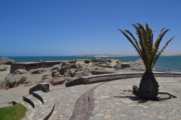 Monumentos alemanes en Shark Island