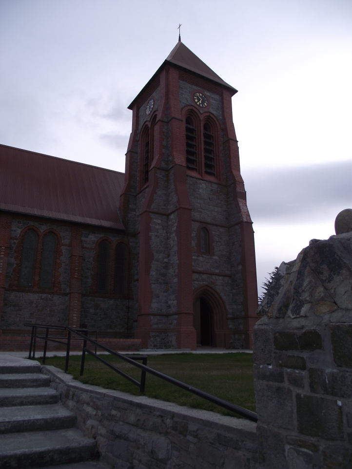 Cathedral in Stanley