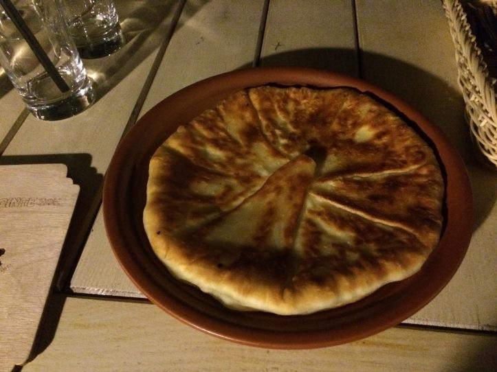 Cena típica moldava