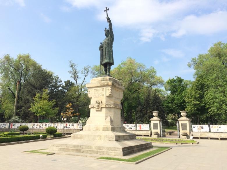 Monumento a Esteban el Grande