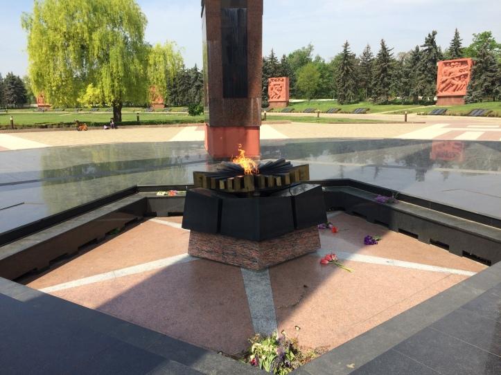 Memorial soviético