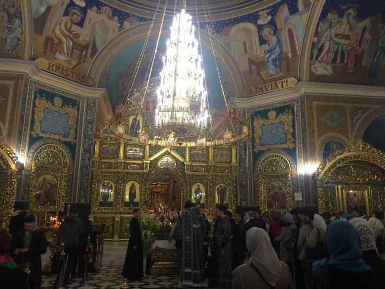Catedral el viernes santo