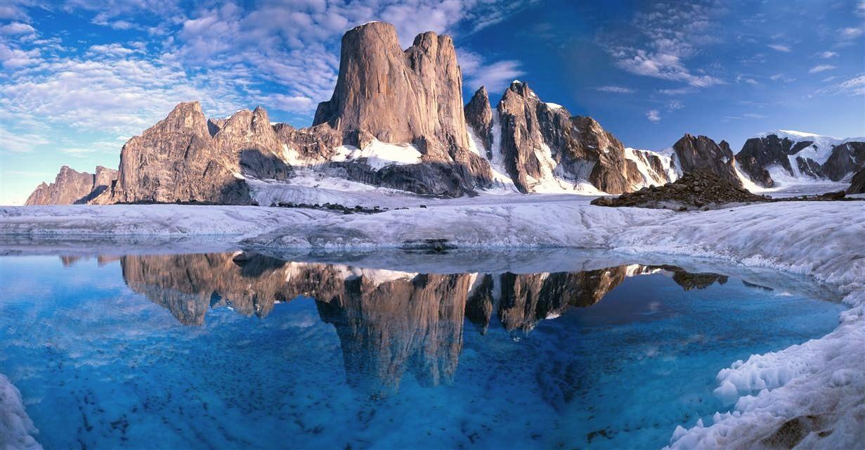 Resultado de imagen para Isla Baffin