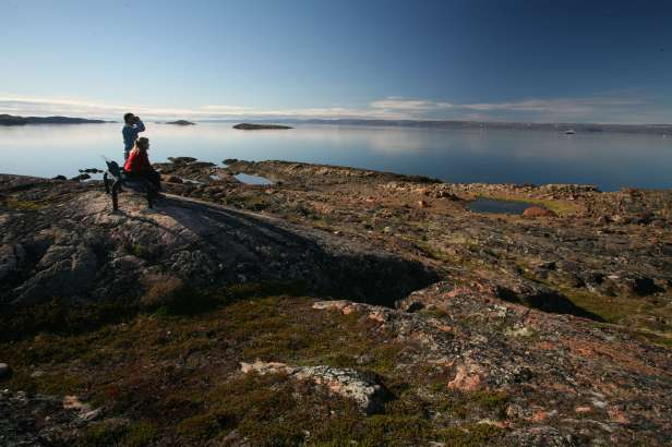 Apex Trail - Iqaluit, Canada (Courtesy: Lee Narraway)