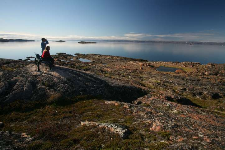 Apex Trail - Iqaluit, Canada (Courtesy: Lee Narraway)