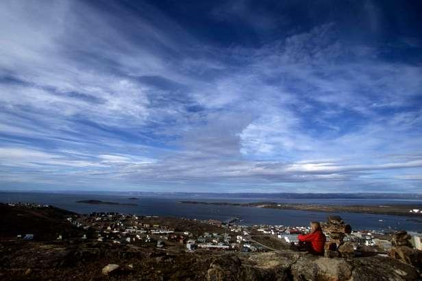 Iqaluit, Canada (Courtesy of Lee Narraway)
