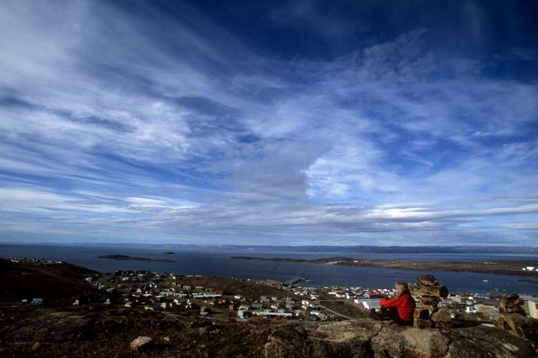 Iqaluit, Canada (Courtesy of Lee Narraway)